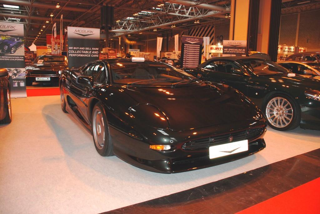 Classic Motor Show 2013