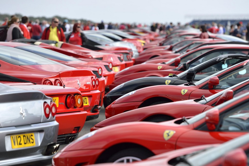 Ferrari-racing-days