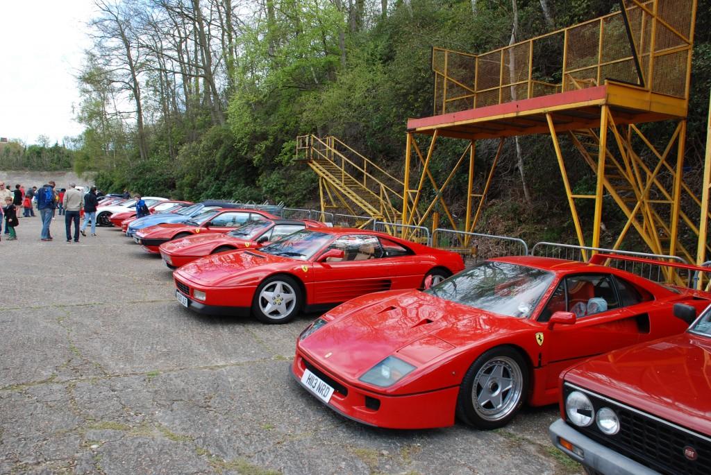 Auto Italia 2013 at Brooklands (79)