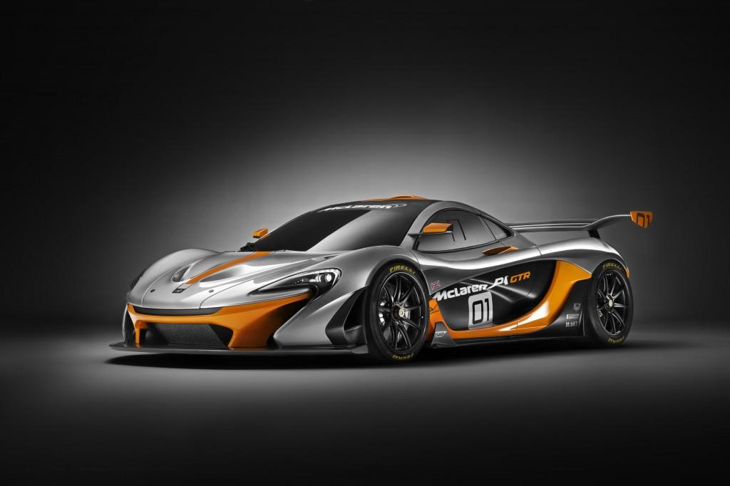 McLaren-P1-GTR-front