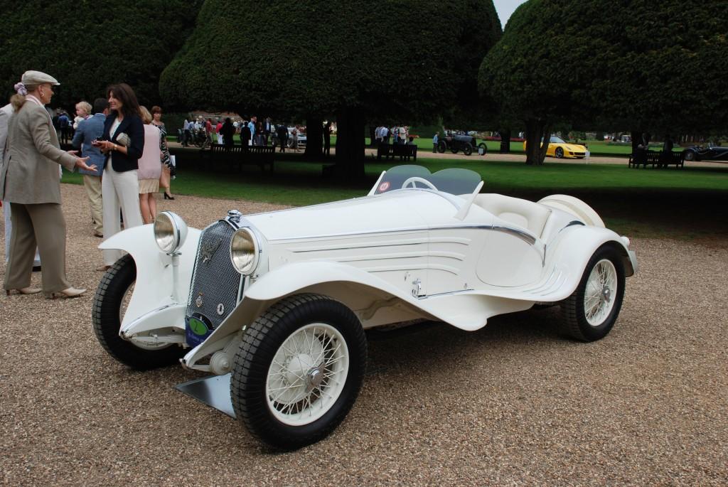 Concours of Elegance 2014 - Hampton Court (102)