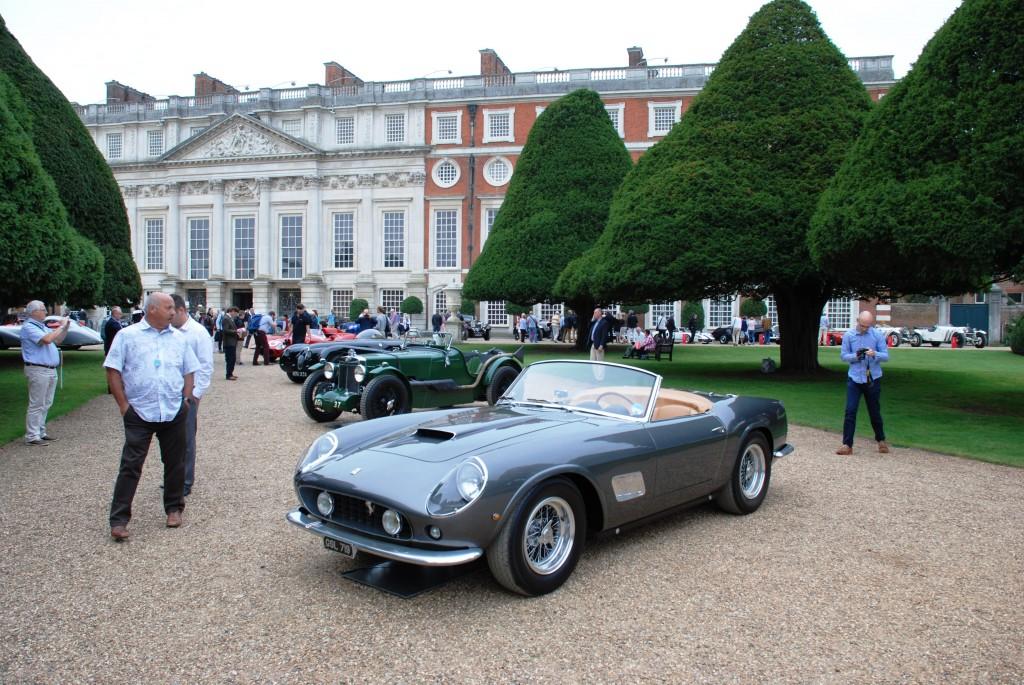 Concours of Elegance 2014 - Hampton Court (34)