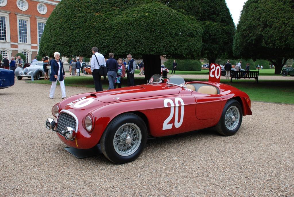 Concours of Elegance 2014 - Hampton Court (96)