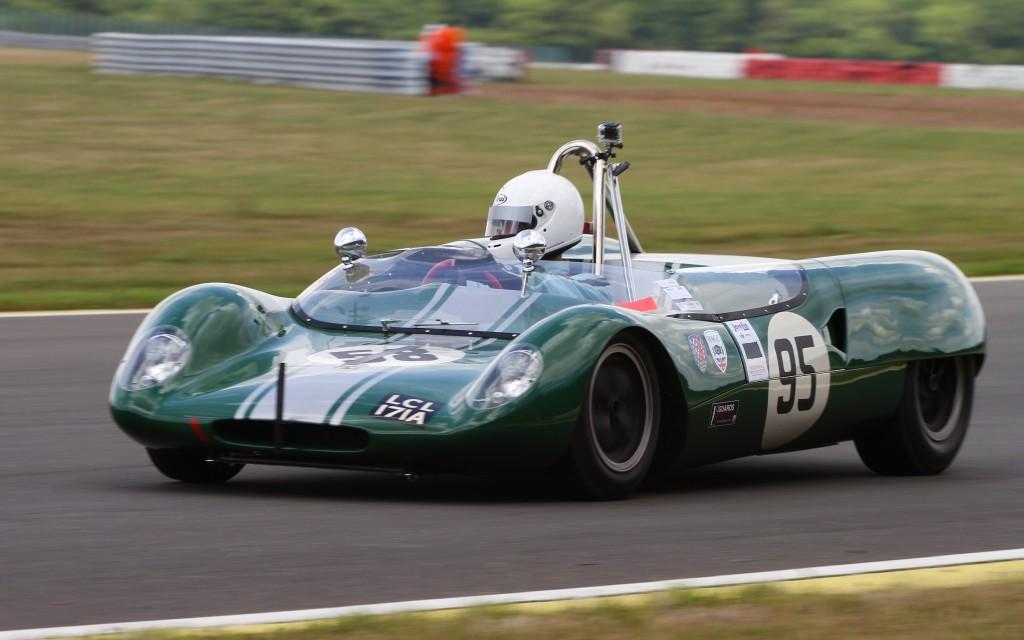 1963 Lotus 23 B