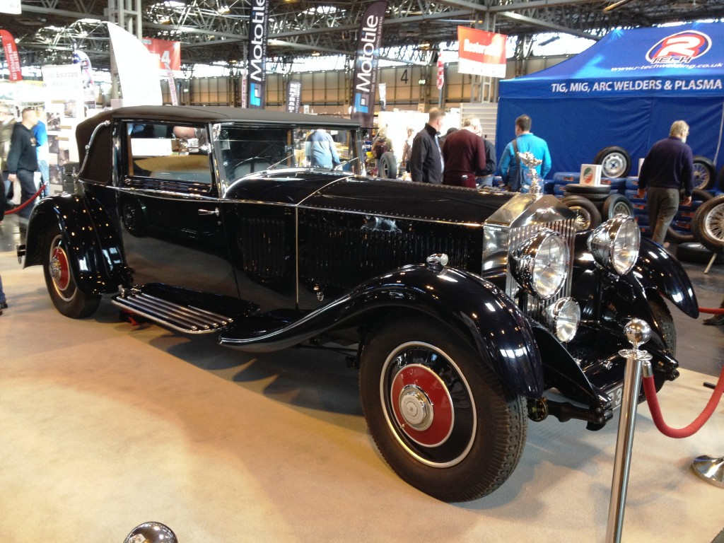 Classic Motor Show 2015