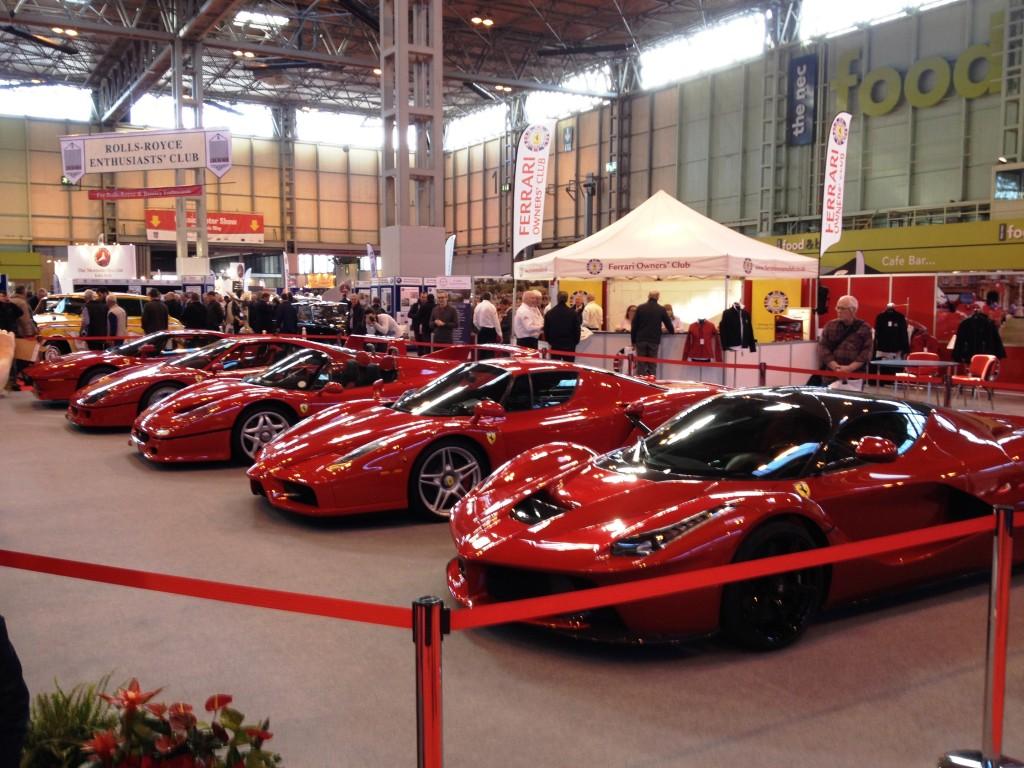 Classic Motor Show 2015 (2)