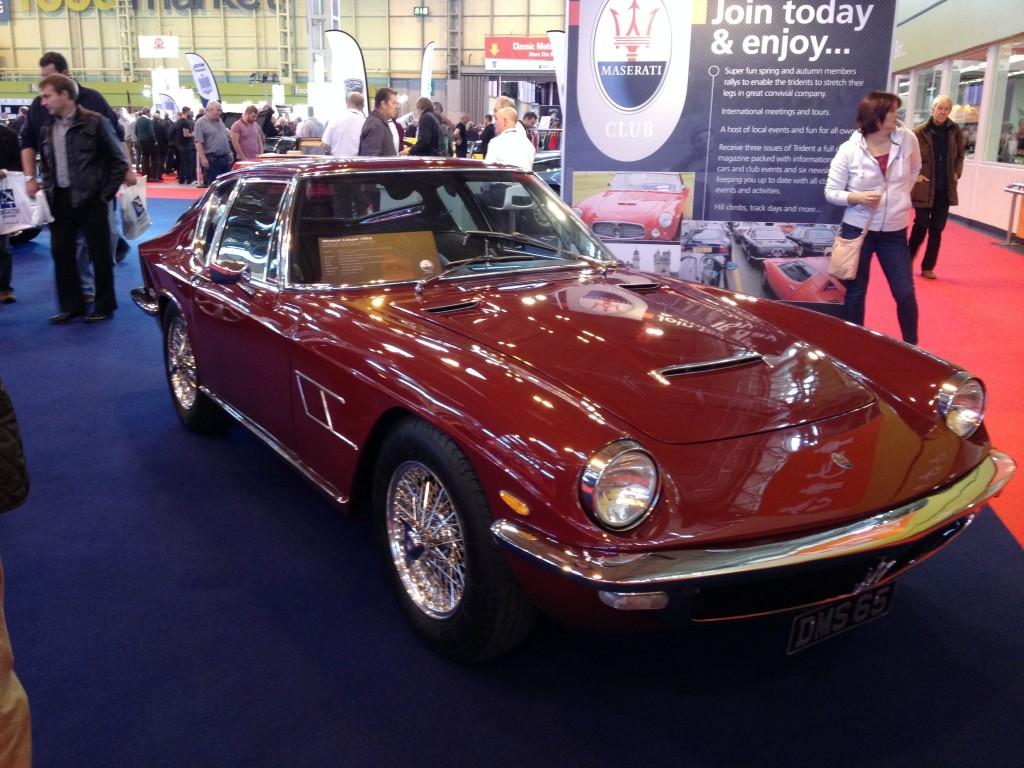 Classic Motor Show 2015 (24)
