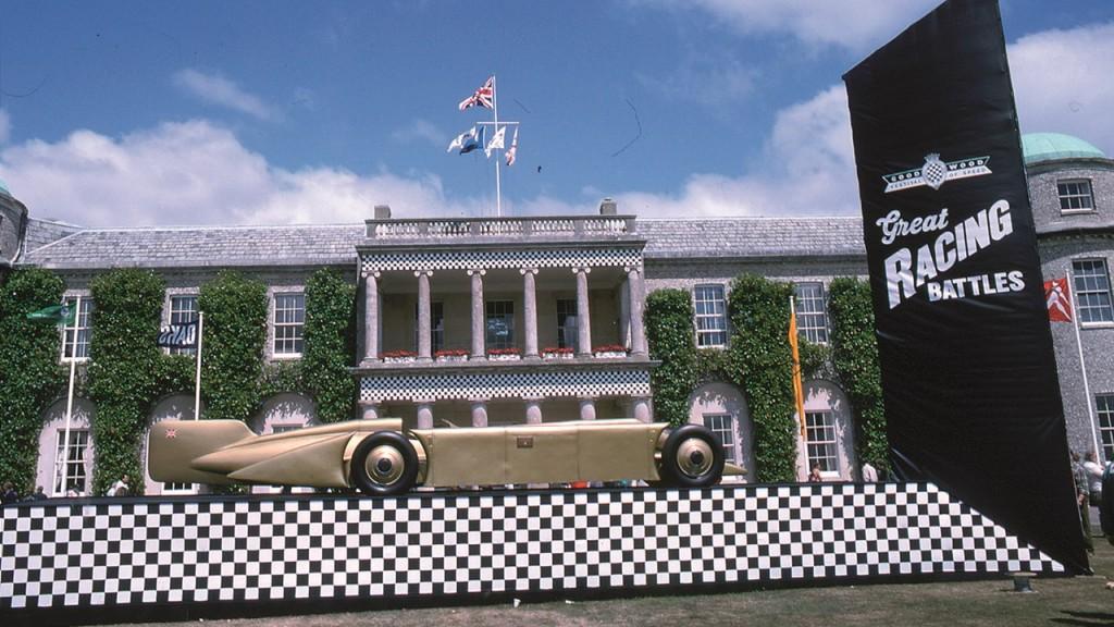 1995-Goodwood-Festival-of-Speed-Sculpture-great-racing-battles