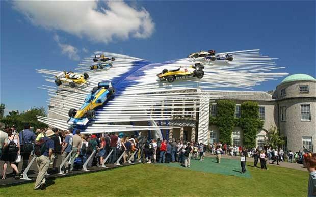 2002-Goodwood-Festival-of-Speed-Sculpture-Renault