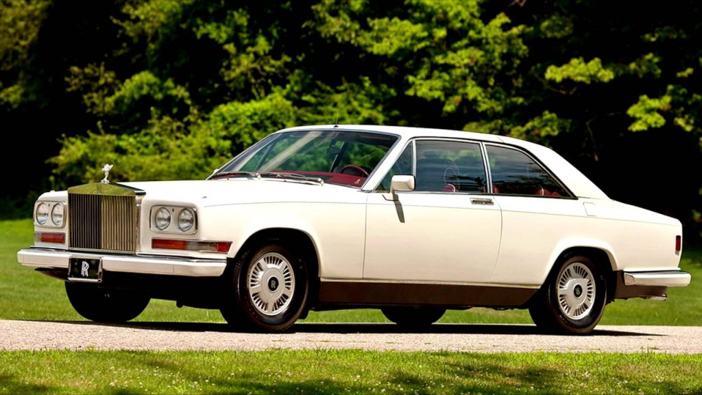 Rolls-Royce-Camargue