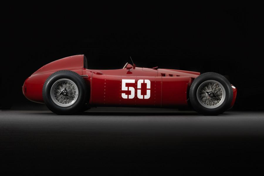 Lancia D50 078