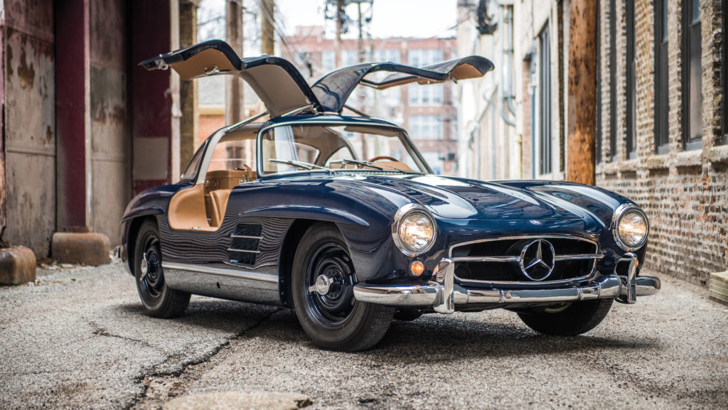 Image result for mercedes 300sl gullwing