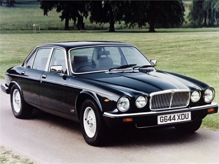 Image result for Jaguar XJ Series 3