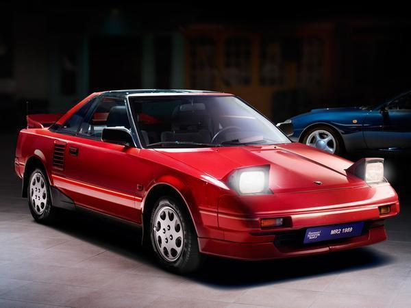 Image result for Toyota MR2 Mk1