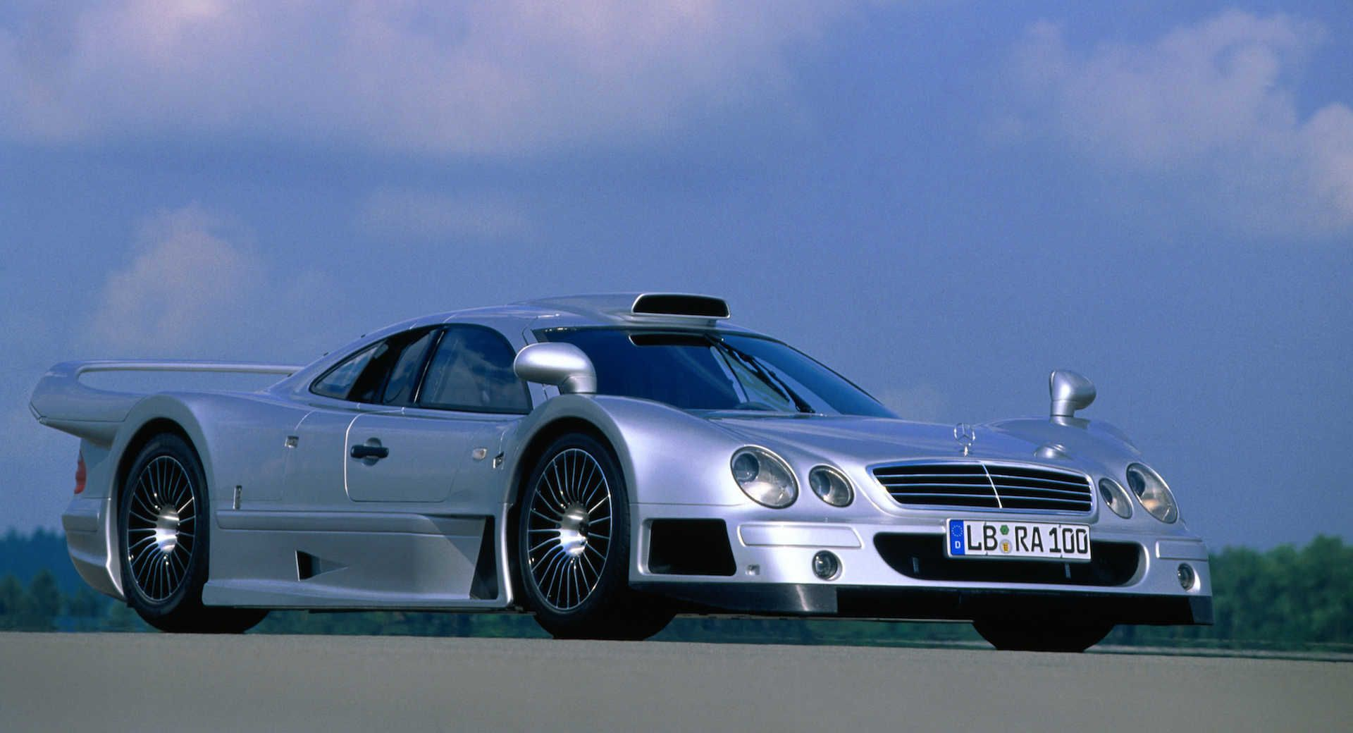 Mercedes-Benz CLK-GTR