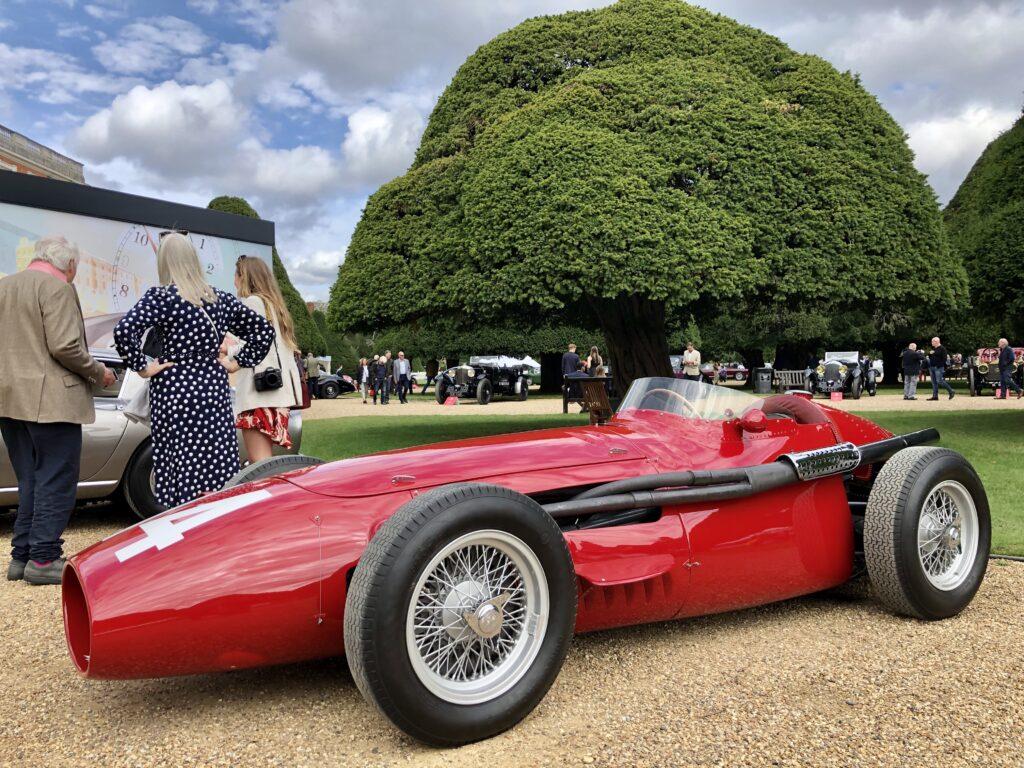 1954 Maserati 250F ex-works