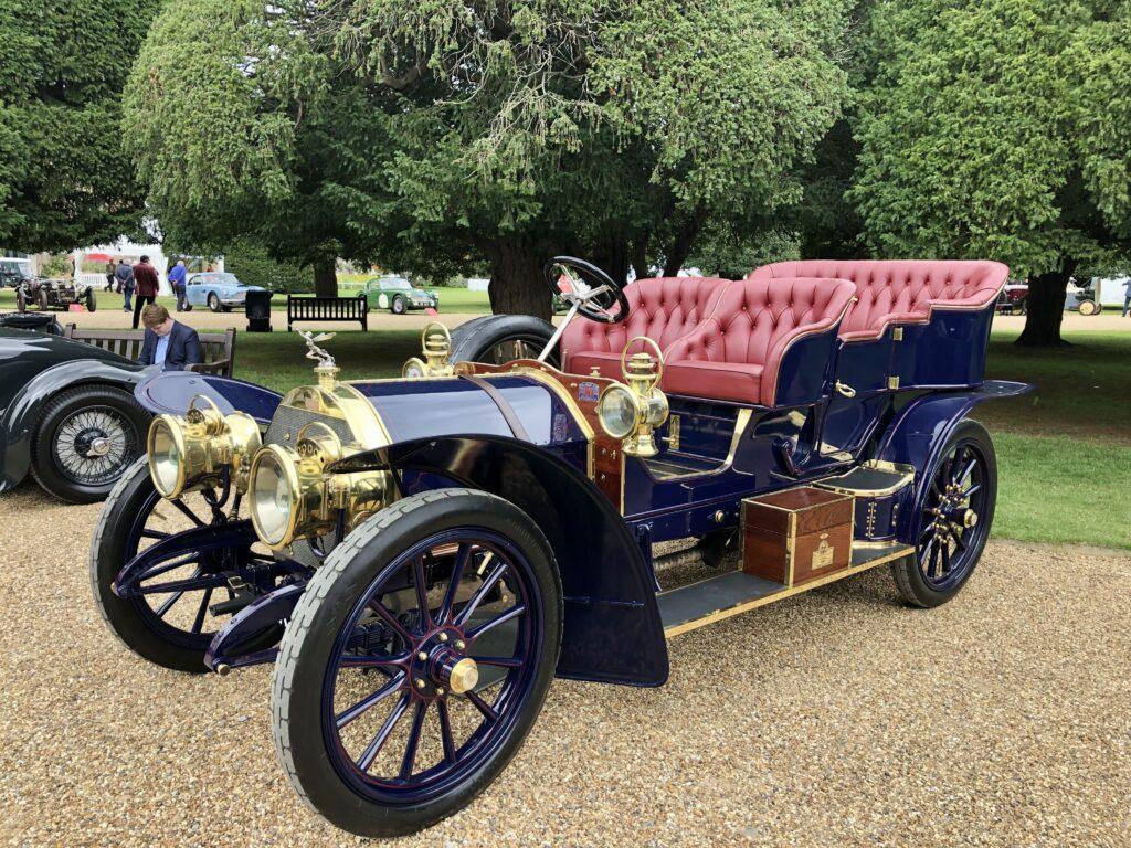 1904 FIAT 24/32 Open Tourer (6)