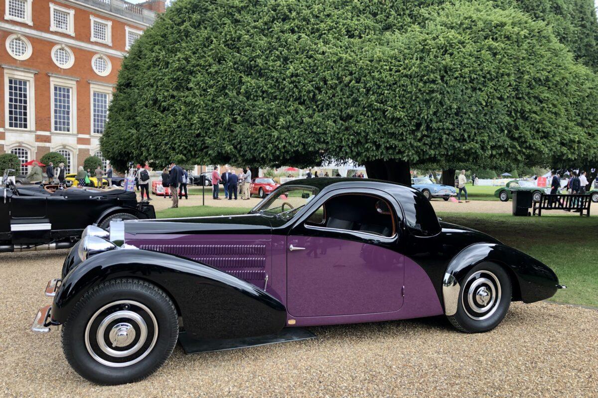 1938 Bugatti Type 57 Atalante Coupé by Gangloff