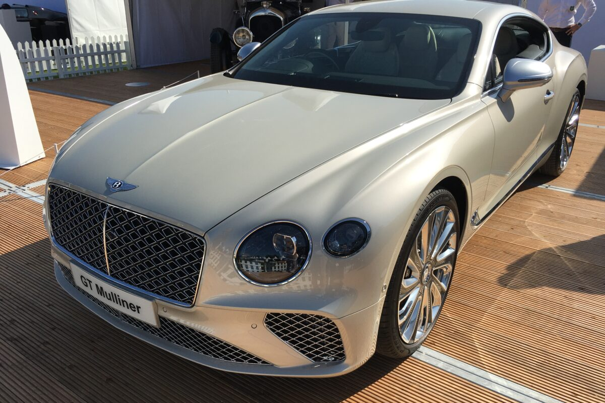 Bentley GT Mulliner 2