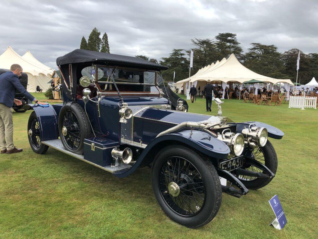 1911 Rolls-Royce Silver Ghost 2 Seat Open Tourer