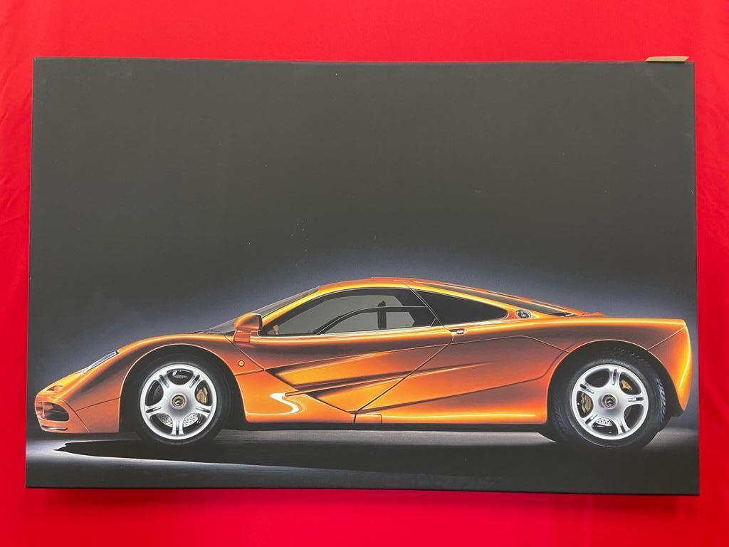 Mclaren F1 Roadcar Canvas
