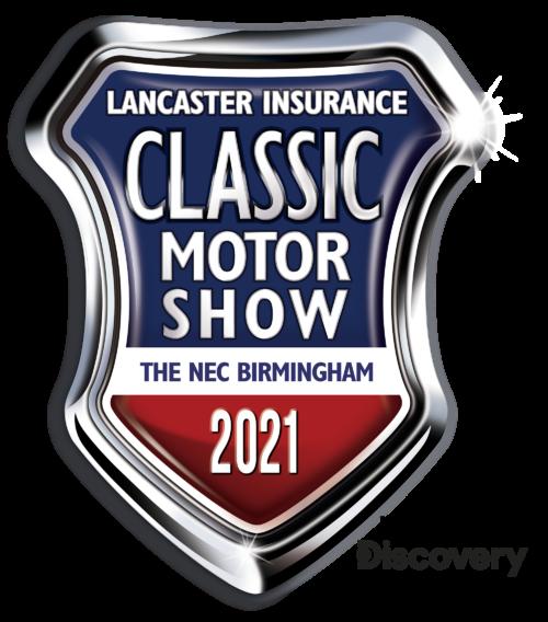 Classic Motor Show 2021 logo