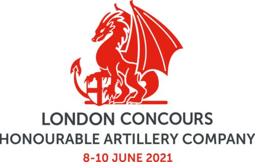 London Concours 2021 logo