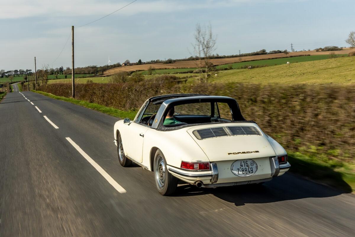 1965 Porsche 911 Targa No.1