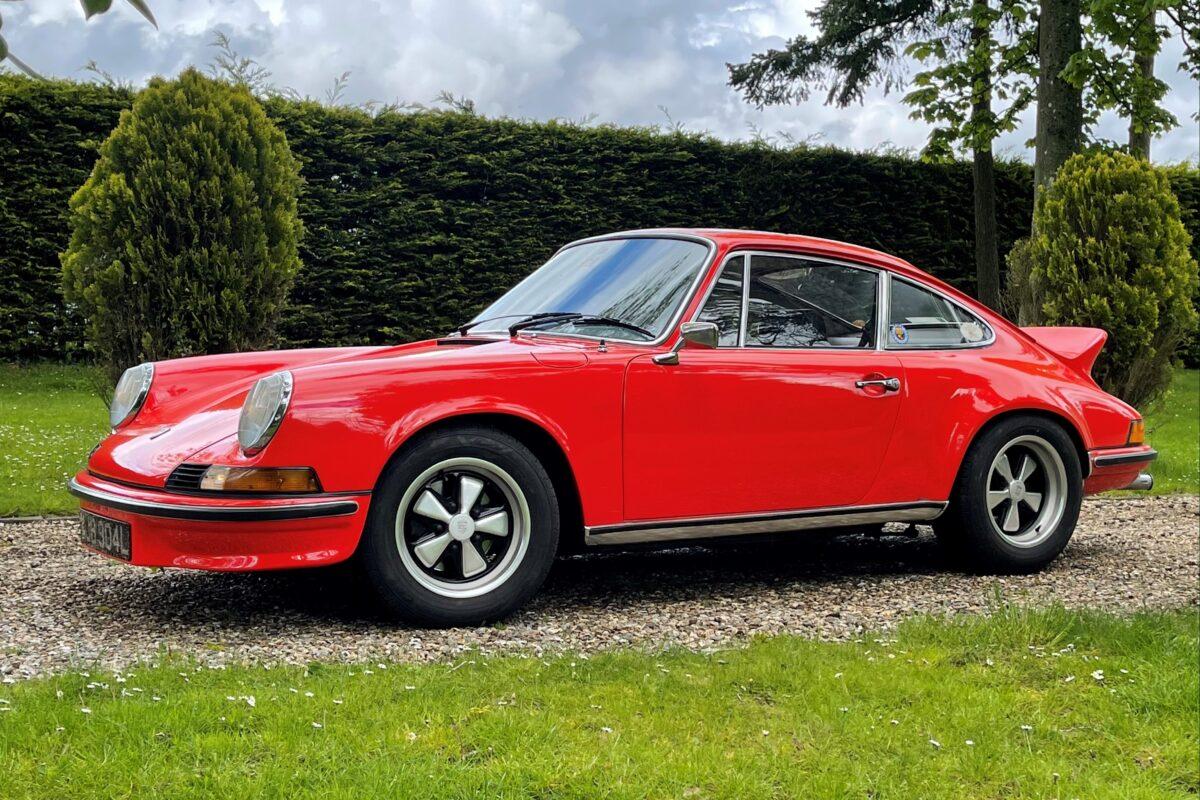 1972 Porsche 911 2.7 RS