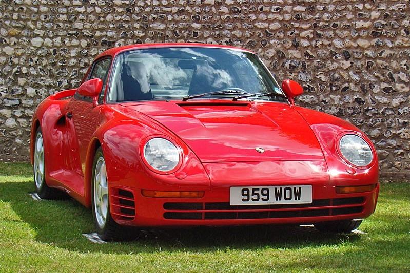 1987 Porsche 959