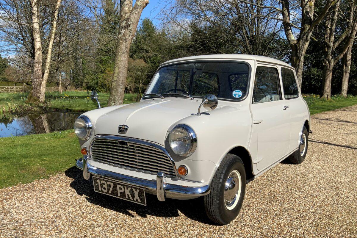 1960 Mini