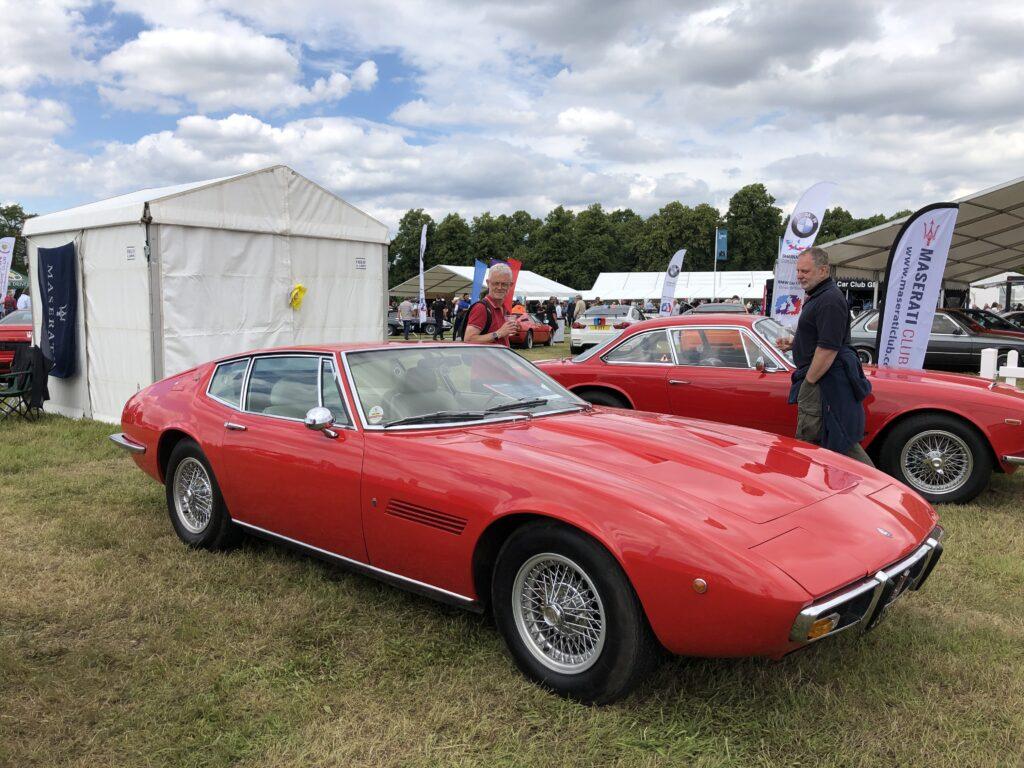 1971 Maserati Ghibli 4900 SS
