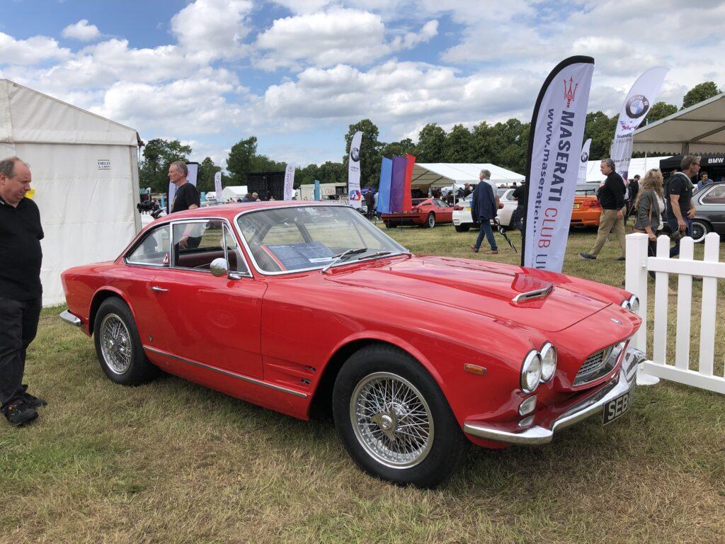 1964 Maserati Sebring I