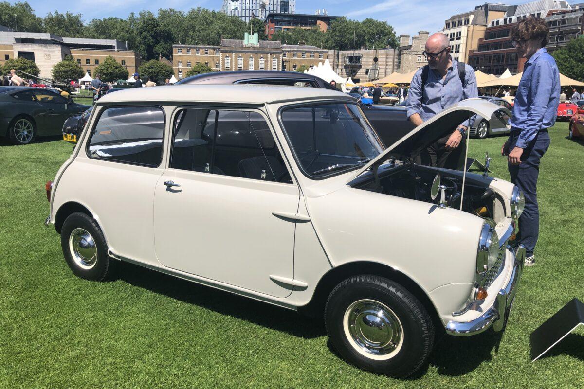 1960 Austin Mini