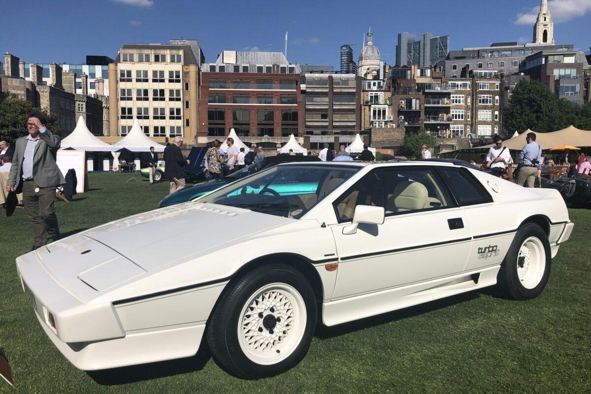 1984 Lotus Turbo Esprit