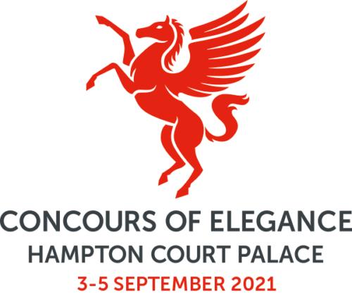 Concours of Elegance logo 2021
