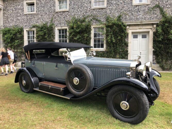 1926 Hispano-Suiza H6B Dual Cowell Toure
