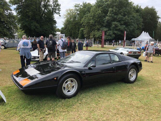1974 Ferrari 365 GT/4 BB