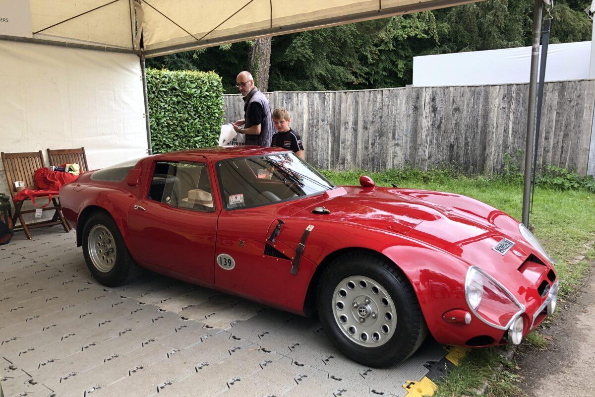 1966 Alfa Romeo TZ2