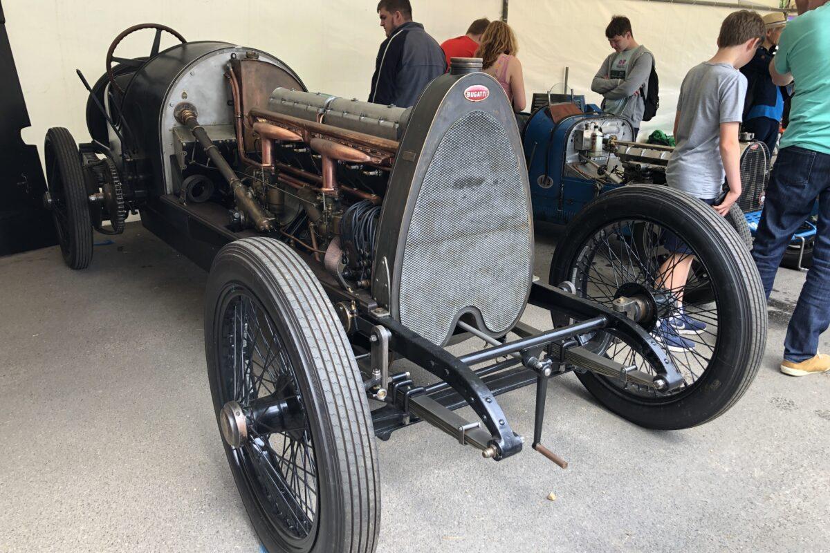 1915 Bugatti Diatto Abioye 8C