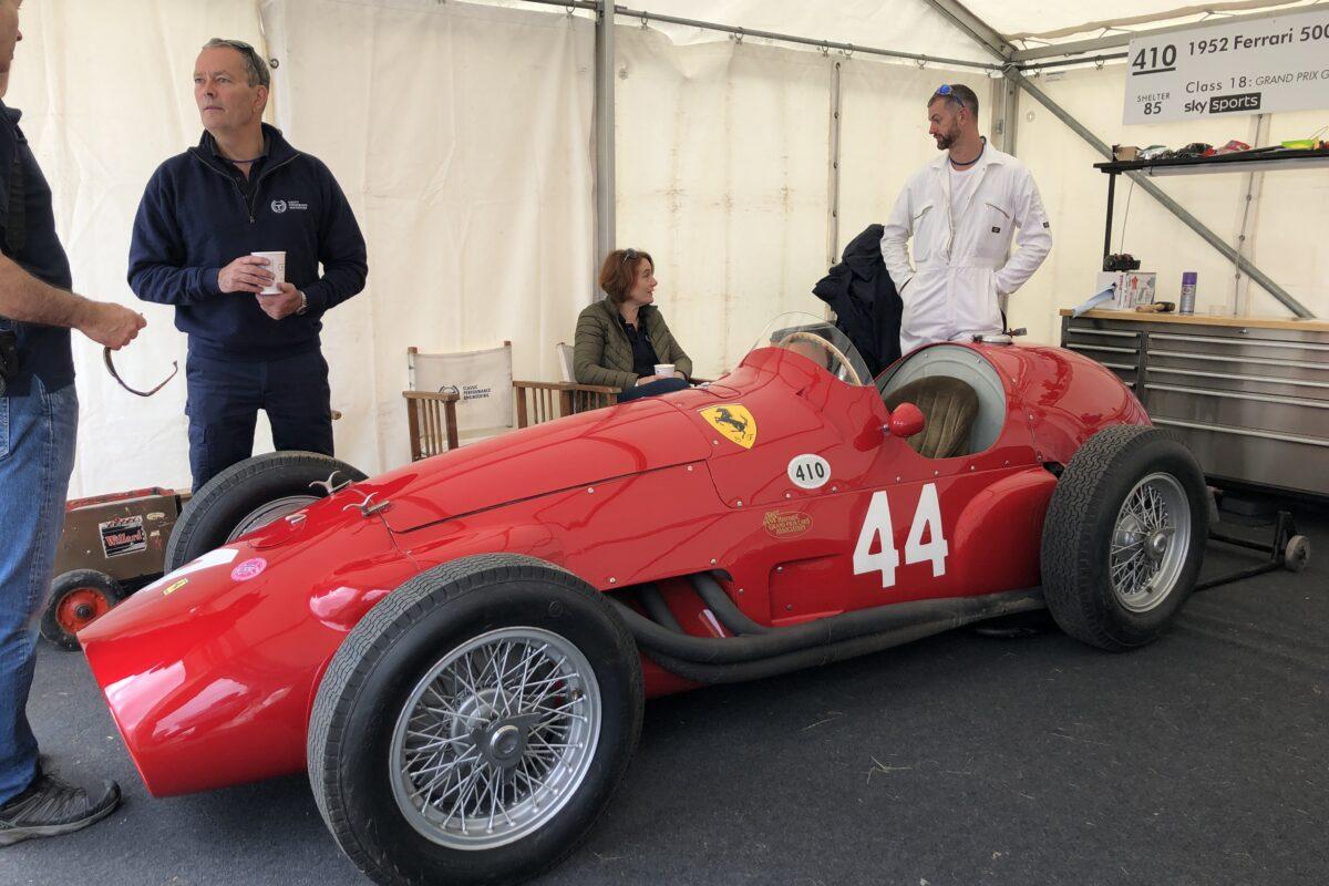 1952 Ferrari 500/625A