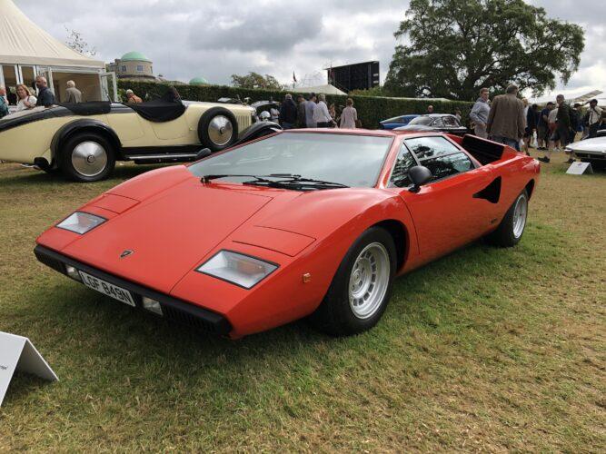 1975 Lamborghini Countach LP400'Periscopo'