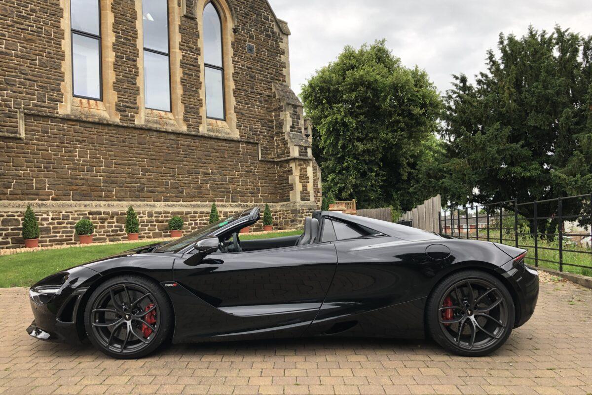 2021 McLaren 720S Spider