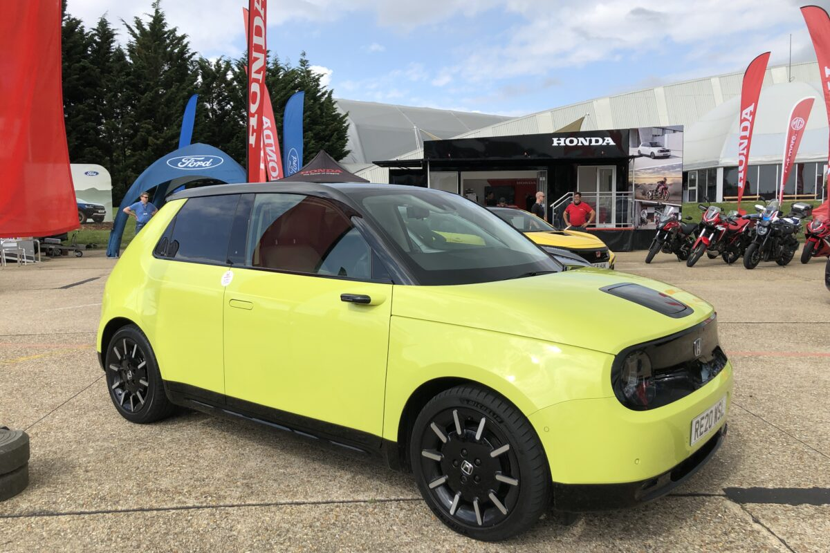 2021 Honda e