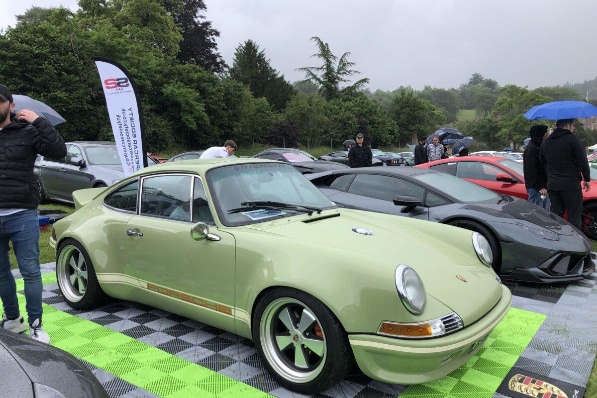 Porsche 911 RestoMod