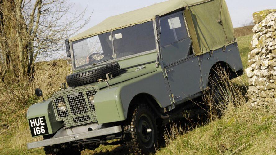 Land Rover Series I/II