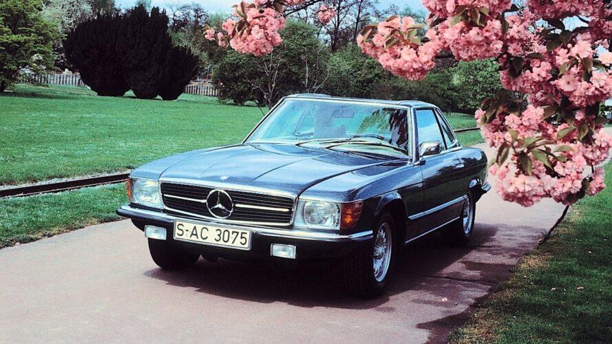 Mercedes SL (R107)