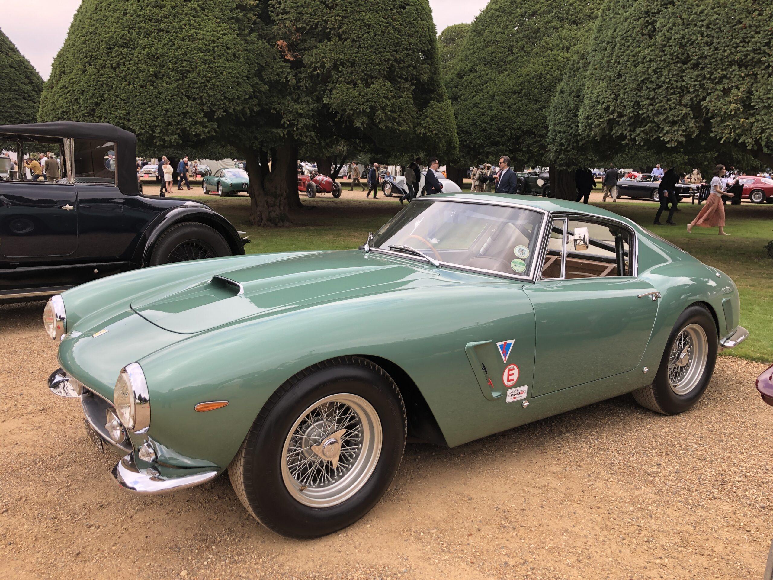 1962 Ferrari 250 GT Berlinetta