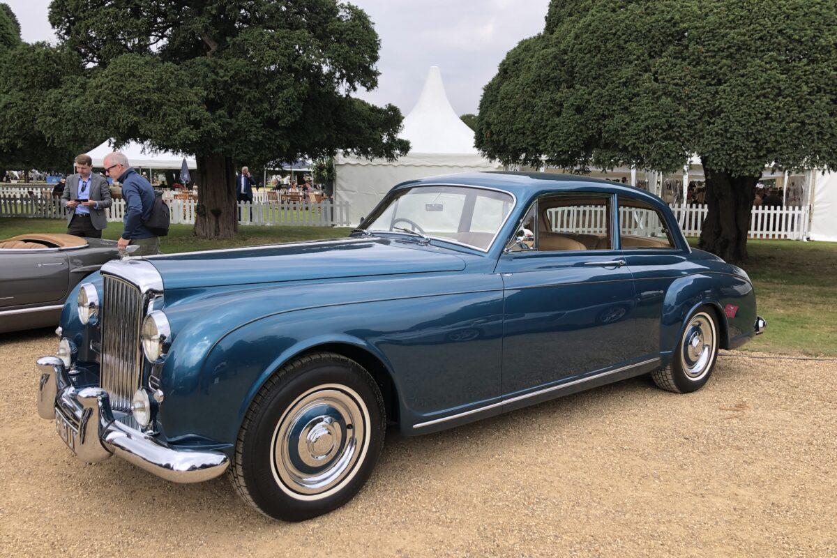 1958 Bentley S1 Continental 2-Door Coupe