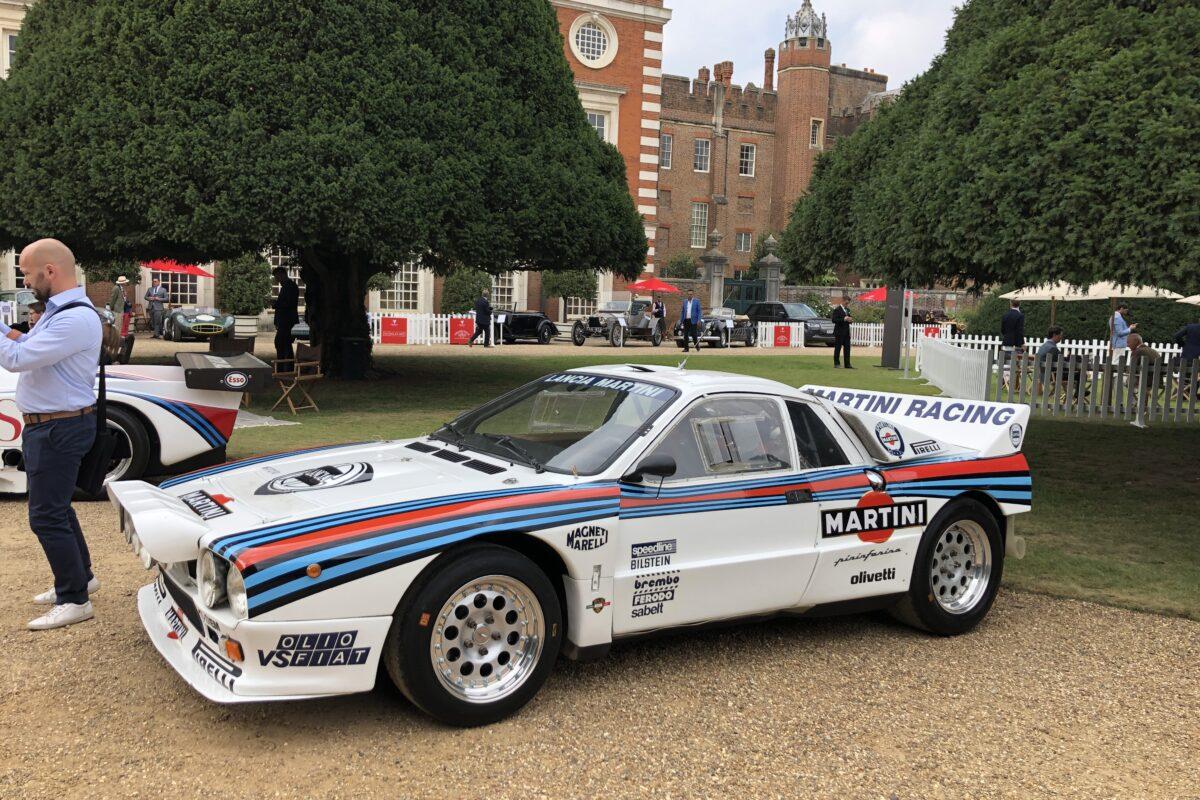 1983 Lancia 037 Rally